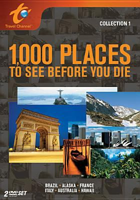 Cover image for 1,000 places to see before you die. Collection 1