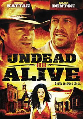 Cover image for Undead or alive