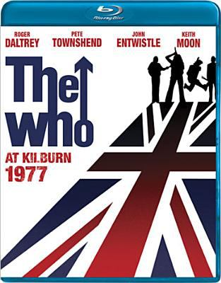 Cover image for The Who at Kilburn 1977