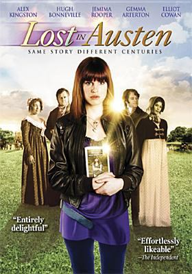 Cover image for Lost in Austen
