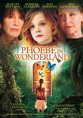 Cover image for Phoebe in wonderland
