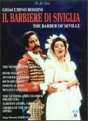 Cover image for The barber of Seville