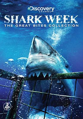 Cover image for Shark week the great bites collection