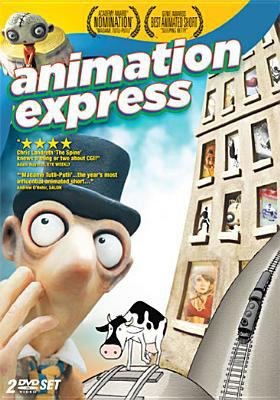 Cover image for Animation express