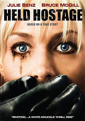 Cover image for Held hostage