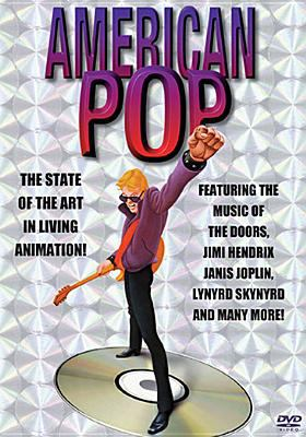 Cover image for American pop