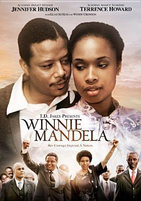 Cover image for Winnie Mandela
