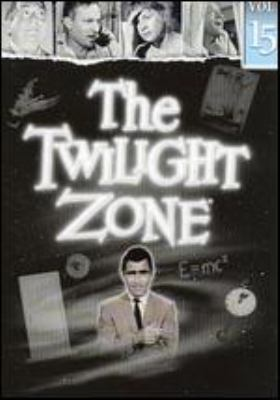 Cover image for The twilight zone. Vol. 15