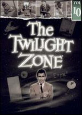Cover image for The Twilight Zone. vol. 10
