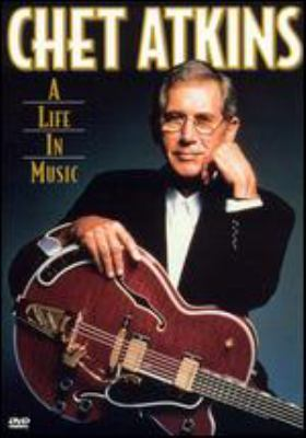 Cover image for Chet Atkins a life in music