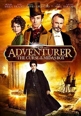 Cover image for The adventurer : the curse of the Midas box
