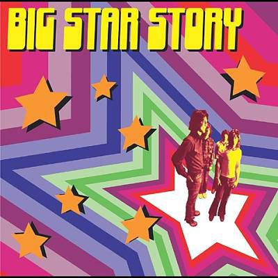 Cover image for Big Star story