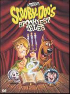 Cover image for Scooby-Doo's spookiest tales