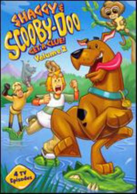 Cover image for Shaggy & Scooby-Doo, get a clue! Volume 2