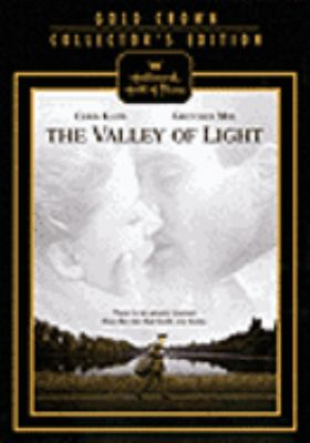 Cover image for The valley of light