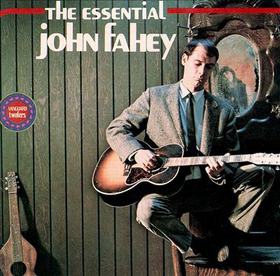 Cover image for The essential John Fahey.