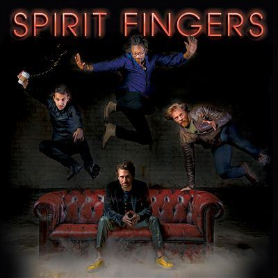 Cover image for Spirit fingers
