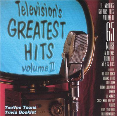 Cover image for Television's greatest hits. Volume II.