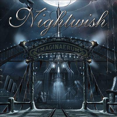 Cover image for Imaginaerum