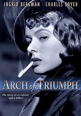 Cover image for Arch of triumph
