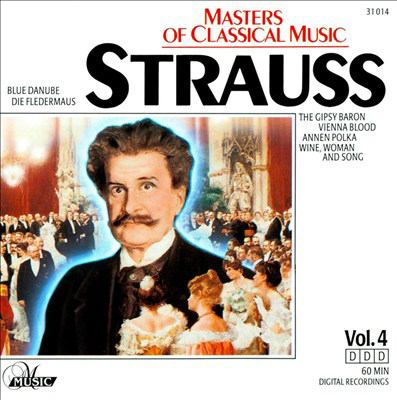 Cover image for Strauss