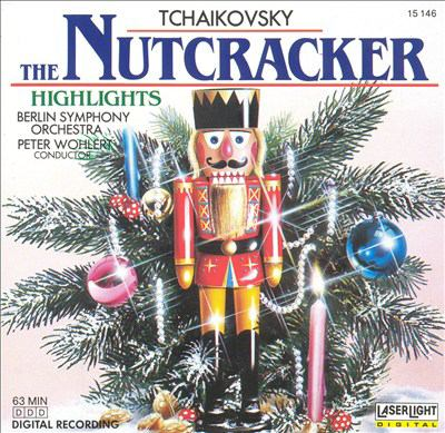 Cover image for The nutcracker highlights