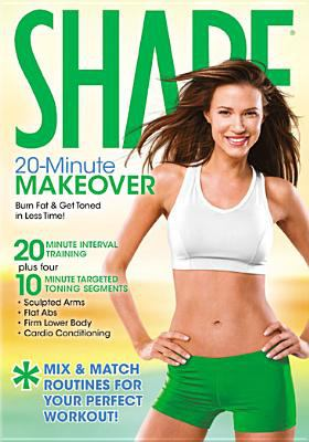 Cover image for Shape. 20-minute makeover