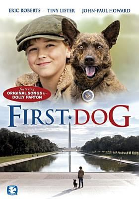 Cover image for First dog