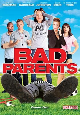 Cover image for Bad parents