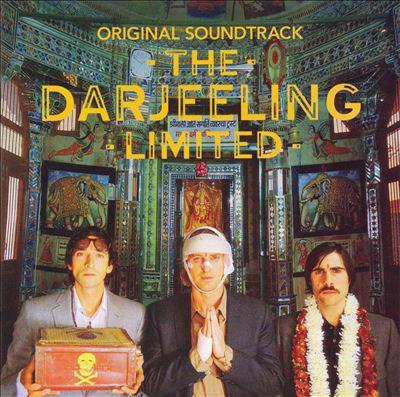 Cover image for The Darjeeling Limited original soundtrack.