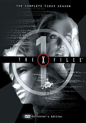 Cover image for The X-files. Season one