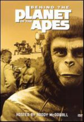 Cover image for Behind the Planet of the Apes