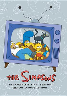 Cover image for The Simpsons. The complete first season