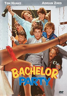Cover image for Bachelor party