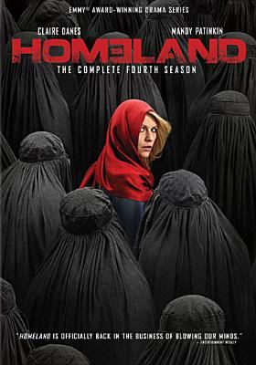 Cover image for Homeland. The complete fourth season.