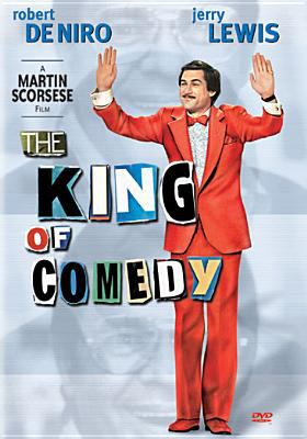Cover image for The king of comedy