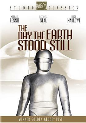 Cover image for The day the earth stood still