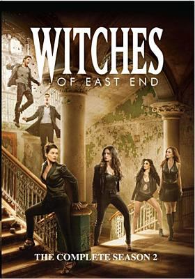 Cover image for Witches of East End. Season 2