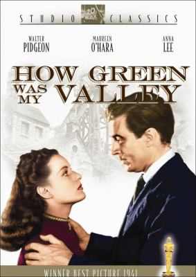 Cover image for Richard Llewellyn's How green was my valley
