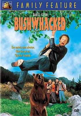 Cover image for Bushwhacked