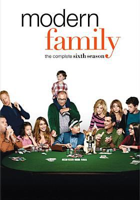 Cover image for Modern family. The complete sixth season.