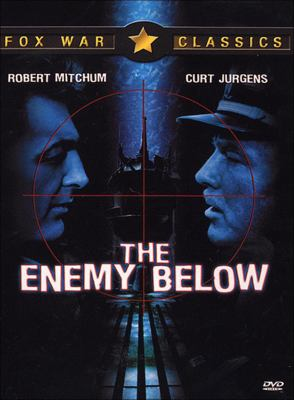 Cover image for The Enemy below