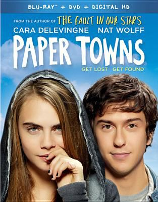 Cover image for Paper towns