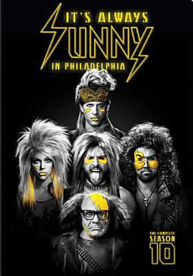 Cover image for It's always sunny in Philadelphia. The complete season 10