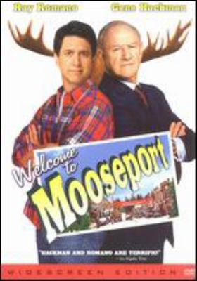 Cover image for Welcome to Mooseport