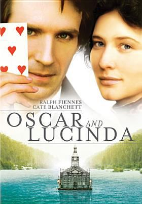 Cover image for Oscar and Lucinda