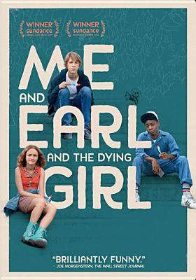 Cover image for Me and Earl and the dying girl