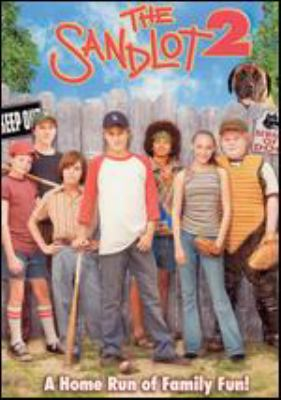 Cover image for The sandlot 2
