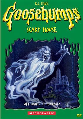 Cover image for Goosebumps. Scary house