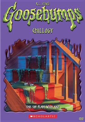 Cover image for Goosebumps. Chillogy